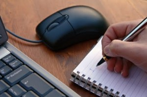 Menulis Dengan Santai